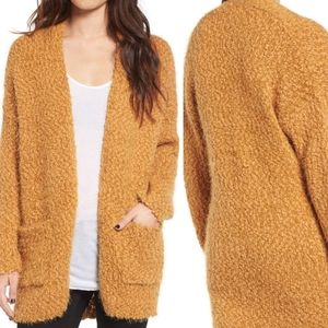 Dreamers by Debut Eyelash Cardigan Size S